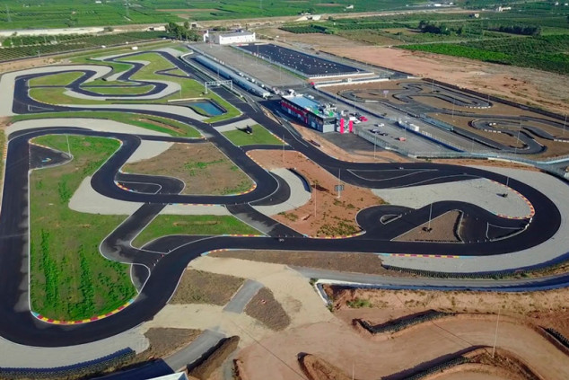 Cierra el Circuit de la Ribera de Valencia - SoyMotor.com