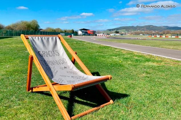 Alonso correrá las 6 horas de Resistencia de su circuito de karting - SoyMotor.com