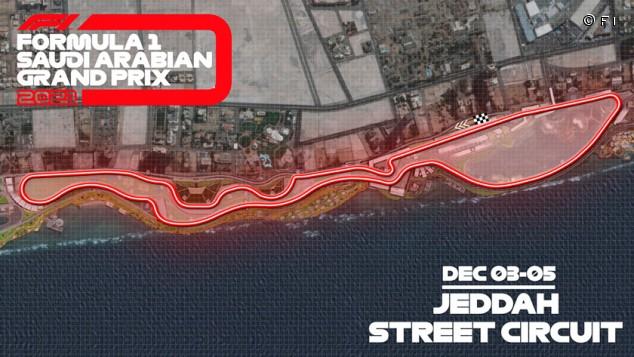 Presentado Yeda: el circuito urbano más rápido del calendario de F1 - SoyMotor.com