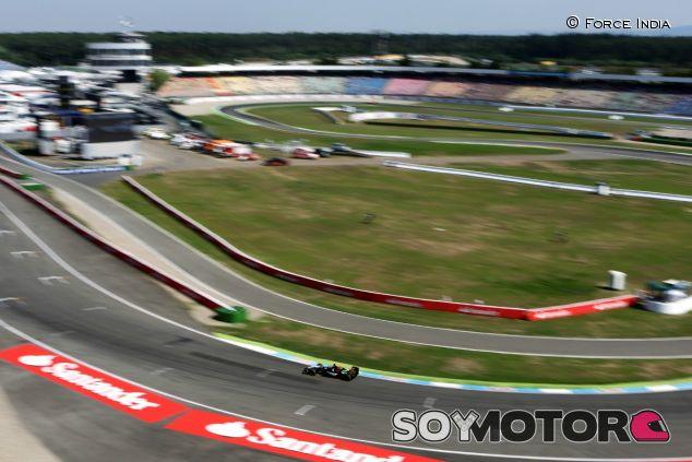 El circuito de Hockenheim albergará el GP de Alemania - LaF1