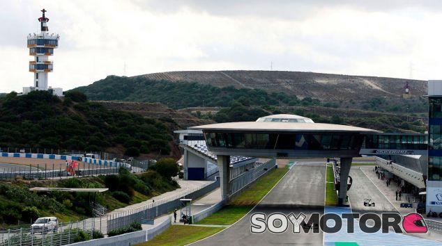 Horario y alineaciones para los test de f1 en Jerez