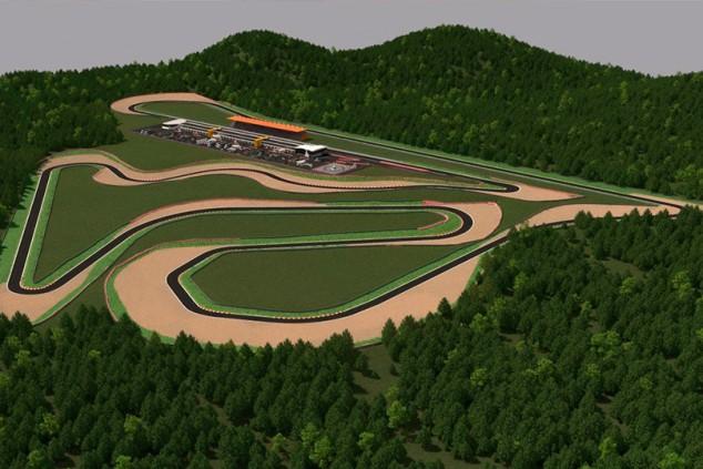 Madrid quiere un circuito de F1 y MotoGP en Morata de Tajuña - SoyMotor.com