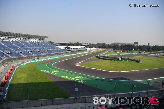 Pirelli anuncia los neumáticos que llevará al GP de México F1 2019 - SoyMotor.com