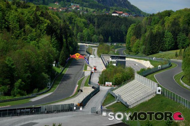 Salzburgring pasa a las manos de Mateschitz - LaF1
