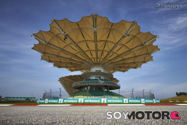 El circuito de Sepang llevará a cabo una remodelación de su asfalto y de sus instalaciones - LaF1