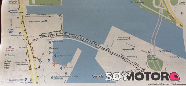 Potencial circuito de Miami – SoyMotor.com