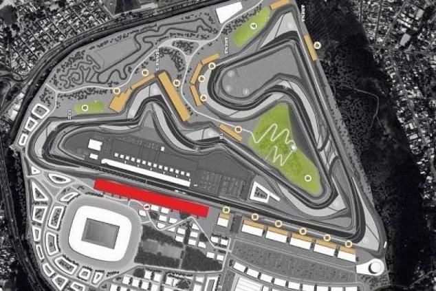 Revelado el diseño final del circuito de Río de Janeiro – SoyMotor.com