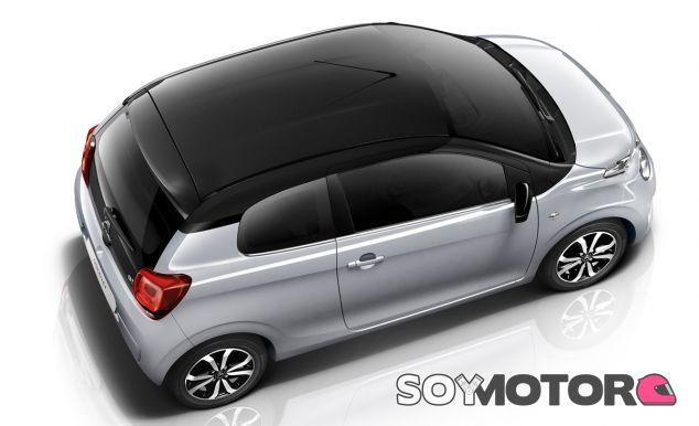El Citroën C1 y la ciudad forman un dúo inseparable y más en esta 'City Edition' - SoyMotor
