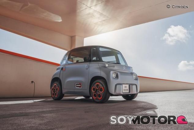 El Ami es la propuesta de Citroën para la movilidad más urbanita - SoyMotor.com