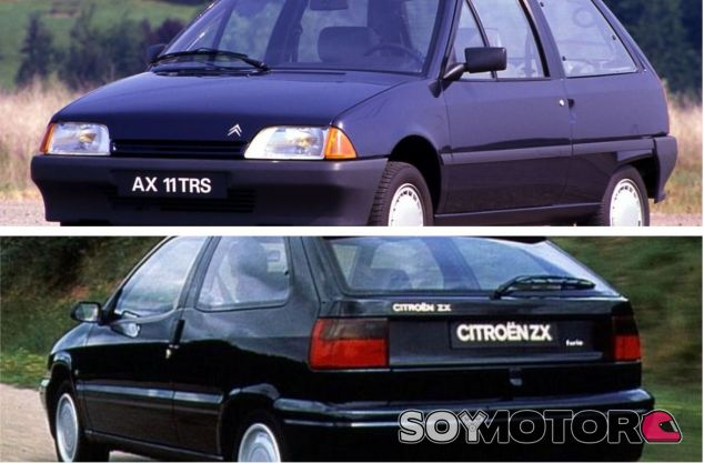 Se cumplen 20 del final de la producción de los Citroën AX y ZX - SoyMotor.com