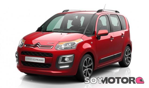 Necesaria apuesta de Citroën con el C3 Picasso acorde a los datos de mercado - SoyMotor