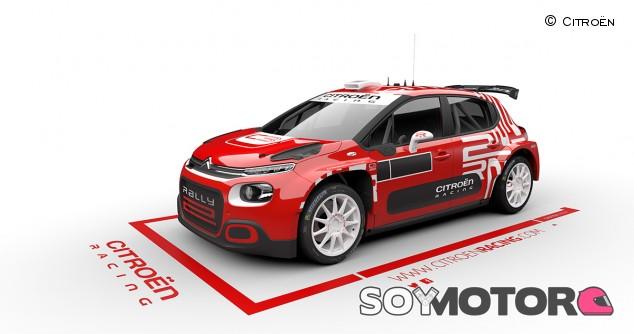 Citroën actualiza su C3 R5 a Rally2 con un paquete de mejoras - SoyMotor.com
