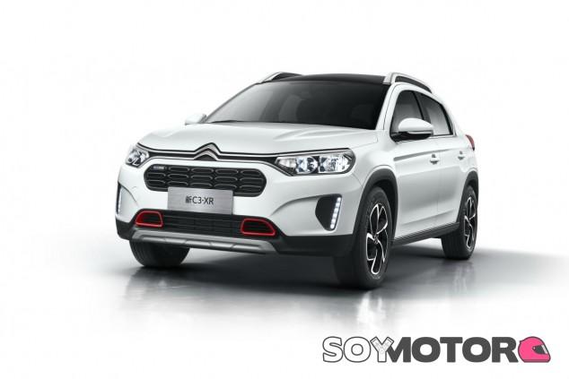Citroën C3 XR: sólo para China - SoyMotor.com