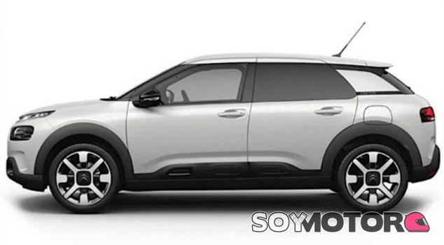 Citroën C4 Cactus 2018 - SoyMotor.com