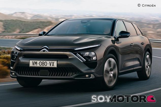 Citroën C5 X 2021 - SoyMotor.com