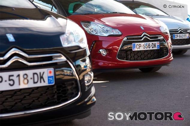 Citroën DS3 - SoyMotor.com