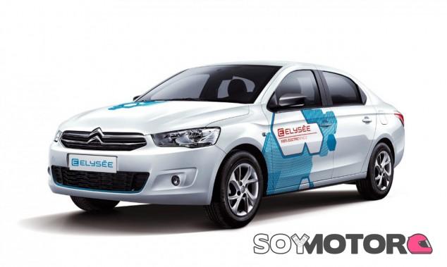 Esta versión electrificada es la última oportunidad del Citroën C-Elysée - SoyMotor