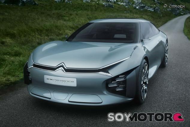 Citroën lanzará una berlina de altos vuelos en 2021 - SoyMotor.com