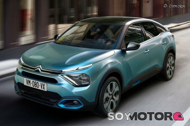Citroën ë-C4 2021: nuevo concepto en todos los sentidos - SoyMotor.com