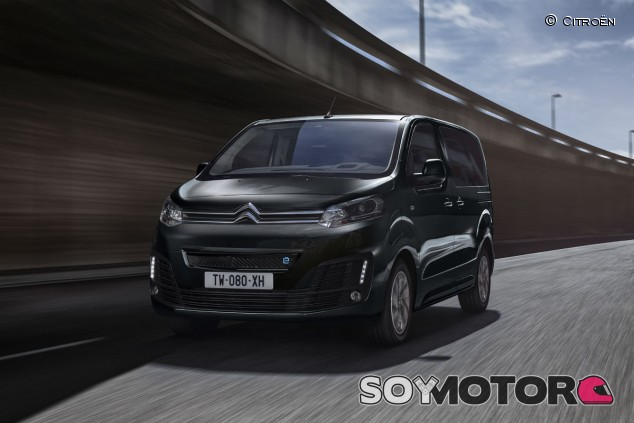 Citroën ë-SpaceTourer 2021: practicidad eléctrica en tres tallas - SoyMotor.com