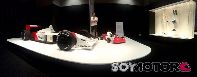 Así es el museo de Fernando Alonso