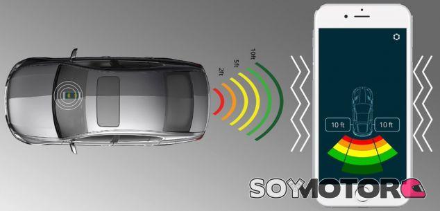 ¿Sin sensores de aparcamiento? ¡Instala unos en diez minutos! - SoyMotor.com
