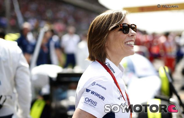 Claire Williams - LaF1