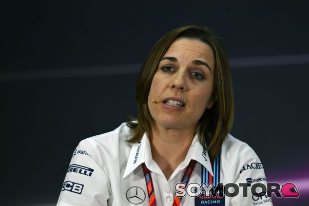 Claire Williams - SoyMotor.com