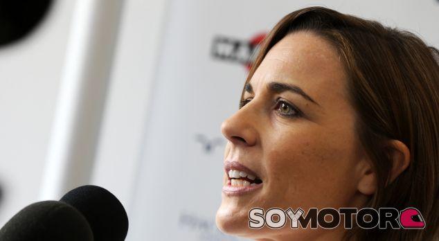Claire Williams, partidaria de imponer un límite presupuestario - SoyMotor.com