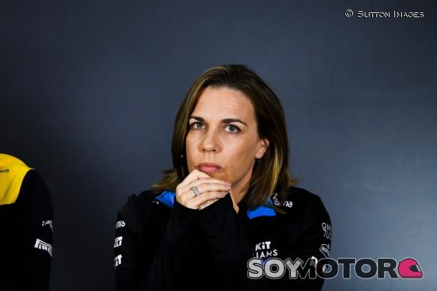 Williams su primer objetivo para 2020: llegar a tiempo a la pretemporada - SoyMotor.com