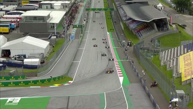 Sebastián Fernández se lleva la primera Pole de F3 en Austria - SoyMotor.com