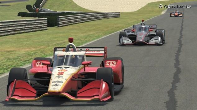 Scott McLaughlin lidera en la segunda ronda del IndyCar iRacing Challenge - SoyMotor.com