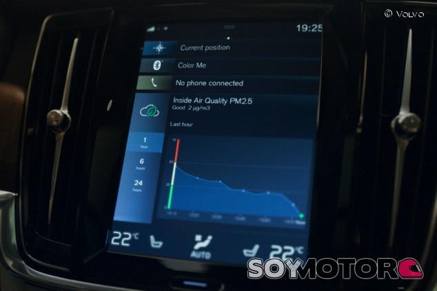 Clean Zone Multifiltro: aire 'premium' para el interior de los Volvo - SoyMotor.com