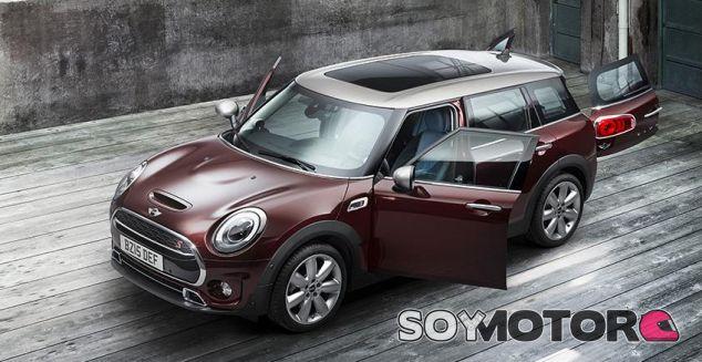 Mini Clubman 2015 -SoyMotor