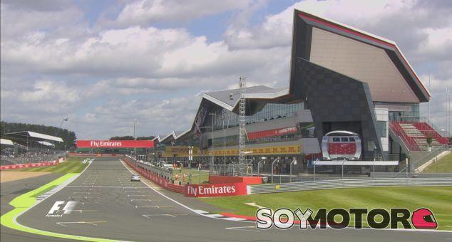 Gp de Gran Bretaña F1 2016: Carrera Minuto a Minuto - LaF1