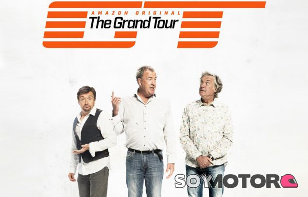 The Grand Tour, el serial de Clarkson, Hammond y May en Amazon, ya está en marcha - SoyMotor