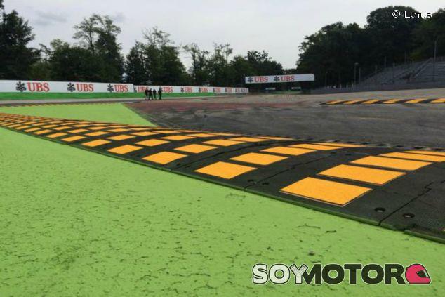 La segunda chicane será el principal punto de atención - LaF1