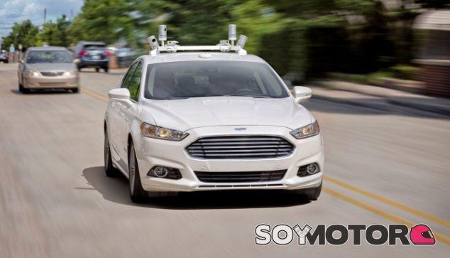 Coche autónomo - SoyMotor.com