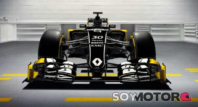 Renault no vislumbra grandes evoluciones en la primera parte - LaF1