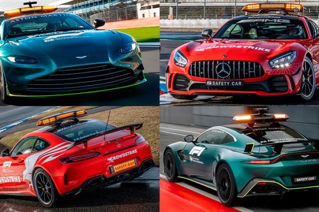 Aston Martin hará de 'safety car' y coche médico junto a Mercedes - SoyMotor.com