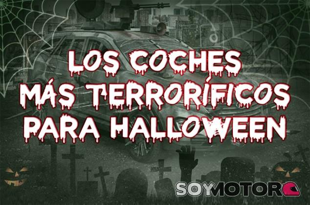 Los 10 coches más terroríficos para Halloween - SoyMotor.com
