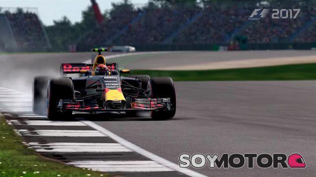 Fotograma de Max Verstappen en Silverstone - SoyMotor