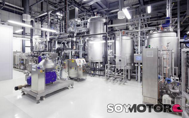Audi ya prueba su combustible sintético - SoyMotor.com
