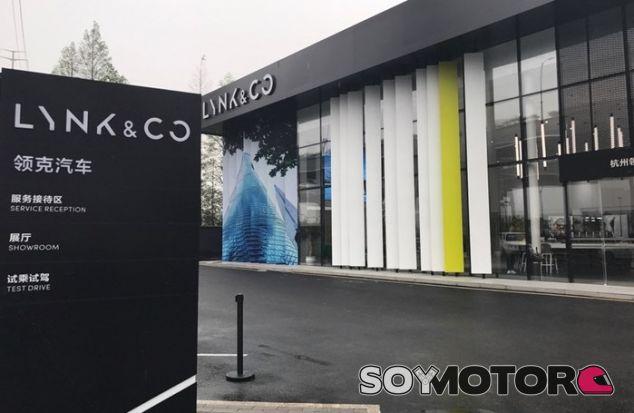 Barcelona tendrá uno de los seis concesionarios europeos de Lynk&Co - SoyMotor.com