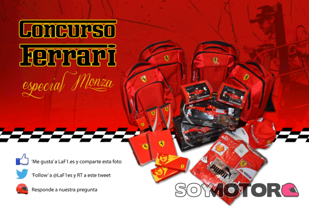 Superconcurso Ferrari - LaF1