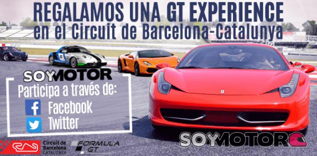 CONCURSO: GT Driving Experience en el Circuit de Catalunya - LaF1