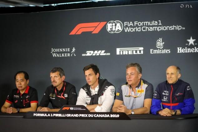 GP de Canadá F1 2019: Rueda de prensa del viernes - SoyMotor.com