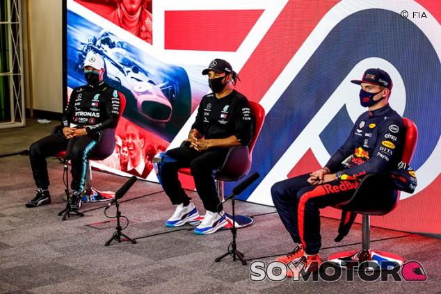 GP de Gran Bretaña F1 2020: rueda de prensa del sábado - SoyMotor.com