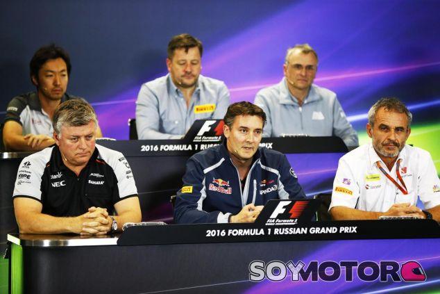 Conferencia de prensa del viernes en Rusia - LaF1