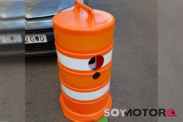 Un sensor oculto en forma de radar provocó confusión en Madrid - SoyMotor.com